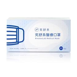 Taiwan BrealaxLab Medical Face Masks – 2 boxes (100 pcs in total)
