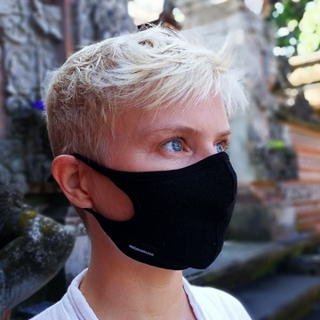 Picture of New Zealand Metamask reusable nano high-performance mask