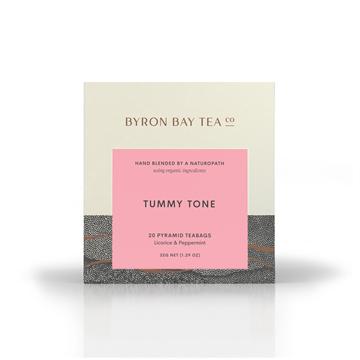 Picture of Beanie Australia Organic Tummy Tone Teabag Box (20tb)