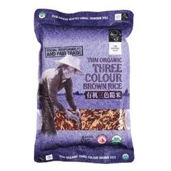 Chang Thai Organic Three-color Brown Rice (1kg)