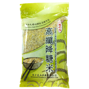 Picture of High Fiber for Glucose Reduction Rice 1kg