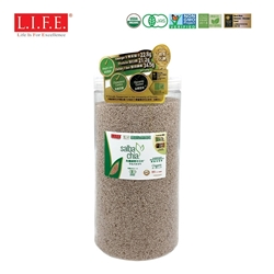 Organic Salba Chia 900g w/Resealable Container