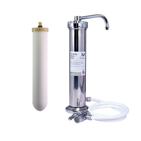 Doulton M12 Series DBS+BTU 2501 Counter Top Water Filtering System