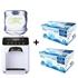 圖片 屈臣氏Wats-Touch冷熱水機 (送6樽12L蒸餾水+ASTM Level 2 口罩2盒套裝)