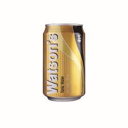 Watson's 屈臣氏湯力水 330毫升 24罐