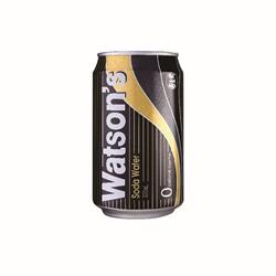 Watson's 屈臣氏蘇打水 330毫升 24罐