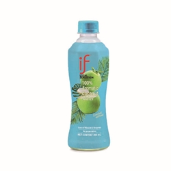 iF Aromatic Coconut Water 350 ml 24 Bottles