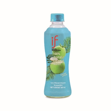 Picture of iF Aromatic Coconut Water 350 ml 24 Bottles