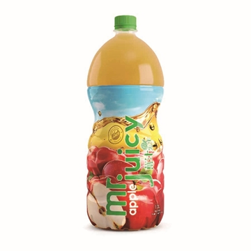 圖片 Mr. Juicy 菓汁先生 富士蘋果汁飲品 1.7公升 6支