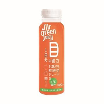 Picture of Mr. Green Juicy 100% Carrot Pumpkin Orange  300ml 24pcs