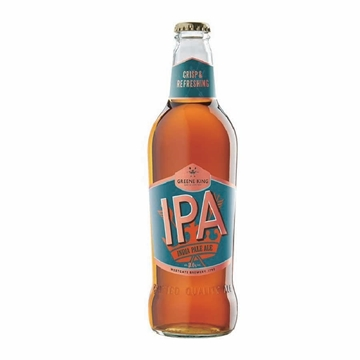 圖片 Greene King 格林王印度淡色精釀啤酒 500毫升 16支