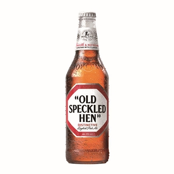 Picture of Old Speckled Hen English Fine Ale 500ml 12 Bottles