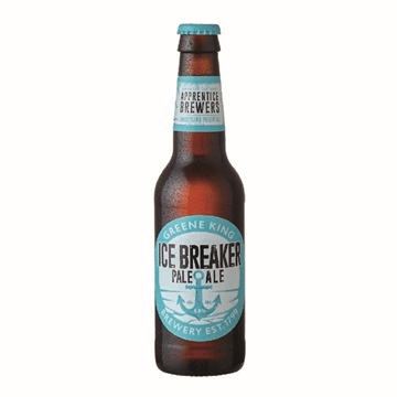 Picture of Greene King Ice Breaker Pale Ale 330ml 12 Bottles