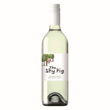 Picture of The Shy Pig Sauvignon Blanc 750 ml 6 Bottles