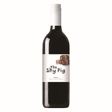 Picture of The Shy Pig Shiraz 750ml 6 Bottles
