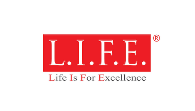 Center Images: Life Is For Excellence