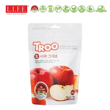 Picture of Troo Korean Natural Freeze-dried Fruit (Apple) 20g