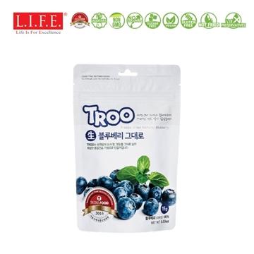 圖片 Troo 韓國天然冷凍乾果零食(藍莓) 15g