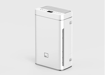 Picture of O2U Air 488 Formaldehyde Removal Air Purifier