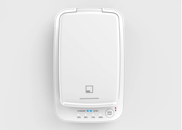 Picture of O2U Air Mobile 2-in-1 Mobile UV Sanitizer