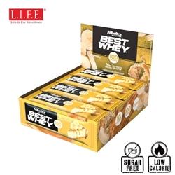 Atlhetica无糖高蛋白能量棒(焦糖香蕉)1盒12条