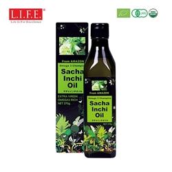 Organic Sacha Inchi Oil 310ml