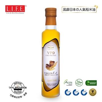 图片 冷压玄米油(100%纯) 250毫升