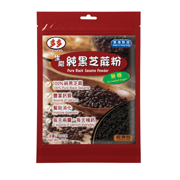 Picture of Torto Pure Black Sesame Powder 300gm