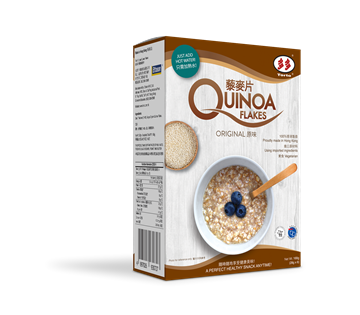 Picture of Torto Original Quinoa Flakes 168gm
