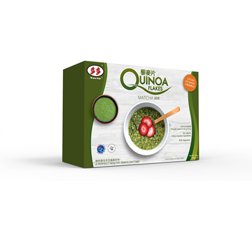 Picture of Torto Matcha Quinoa Flakes 156gm