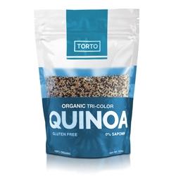 Torto Organic Tri Quinoa 454gm