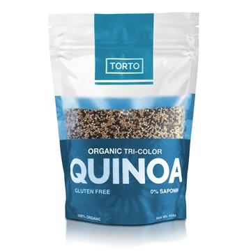 Picture of Torto Organic Tri Quinoa 454gm