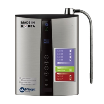 圖片 Magic Living 電解水機7板銀色