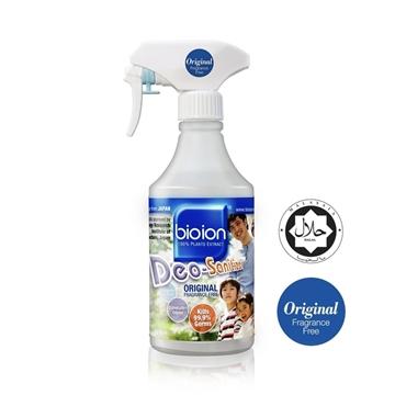 圖片 Bioion DEO天然抗菌除臭噴霧(99.9%殺菌) 無味 500ml