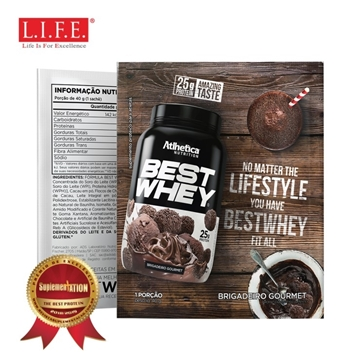 Picture of BEST WHEY Protein Powder (Chocolate Truffle) 40g