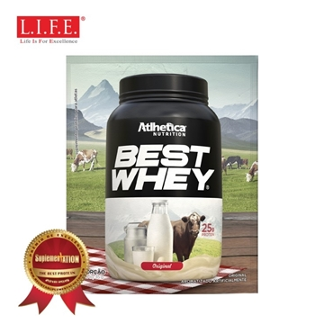 圖片 BEST WHEY 至尊乳清蛋白粉 (特濃乳清)(獨立包裝) 35克/包