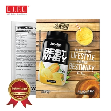 Picture of BEST WHEY Protein Powder (Sweet Corn) 35g