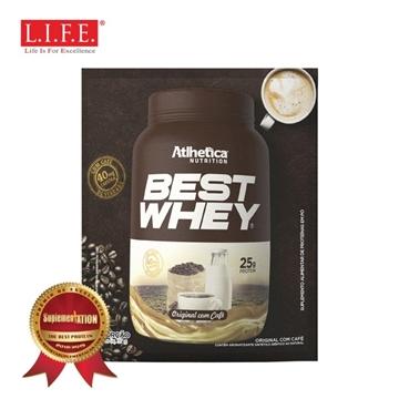 圖片 BEST WHEY 至尊乳清蛋白粉 (香滑咖啡)(獨立包裝) 37克/包