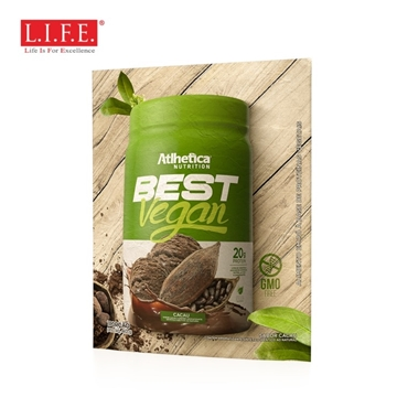 Picture of BEST VEGAN Superfood Protein Powder (Cocoa) 40g