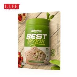 BEST VEGAN全素超级食物蛋白粉(士多啤梨香蕉) (独立包装) 35克/包