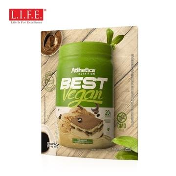 圖片 BEST VEGAN全素超級食物蛋白粉 (意式芝士蛋糕 ) (獨立包裝) 40克/包