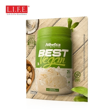 Picture of BEST VEGAN Superfood Protein Powder (Coconut) 40g