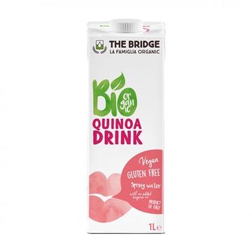 Picture of The Bridge BIO Quinoa Drink Natural 1L