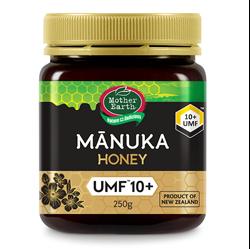 Mother Earth媽媽農場紐西蘭麥蘆卡蜂蜜UMF™ 10+ (250克)
