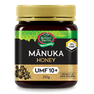 Picture of Mother Earth New Zealand Mānuka Honey UMF™ 10+ (250gm)