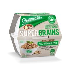 SunRice陽光牌即食糙米飯 (糙米+紅米+蕎麥+藜麥+奇亞籽) 250克 有效期至2021年11月20日