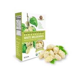 Earth Harvest 有機生機白桑莓乾/白桑椹乾 150克