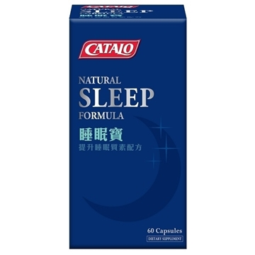 Picture of CATALO Natural Sleep Formula 60s