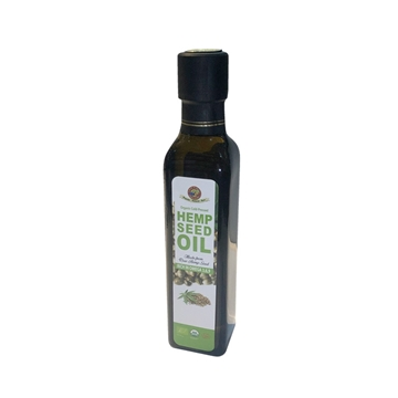 Picture of Earth Harvest Organic Extra Virgin Cold Pressed Hemp Seed Oil 250ml