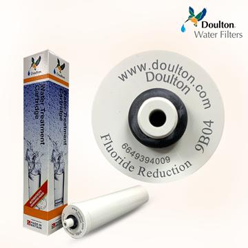 圖片 Doulton 道爾頓 M12 系列 DCP203 + BTU2501及FRC9B04 雙濾芯枱上式濾水器